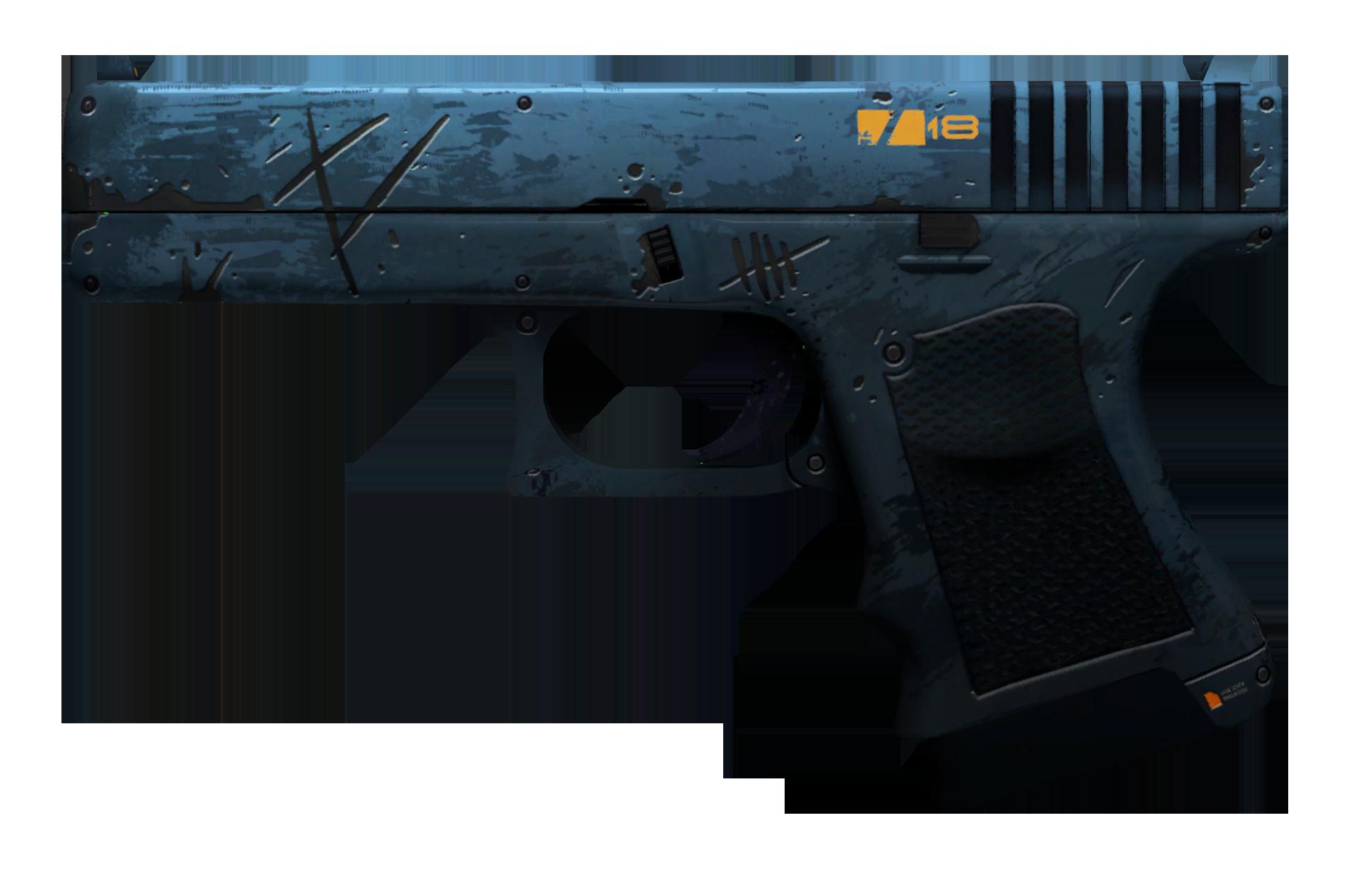 Картинки по запросу Glock-18 Пришелец