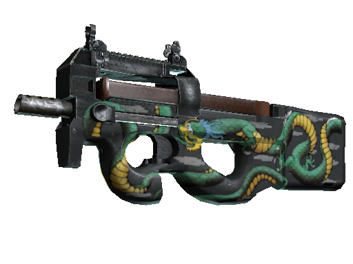 P90 Изумрудный дракон