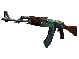AK-47 Огненный змей