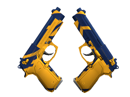 Dual Berettas   Причал