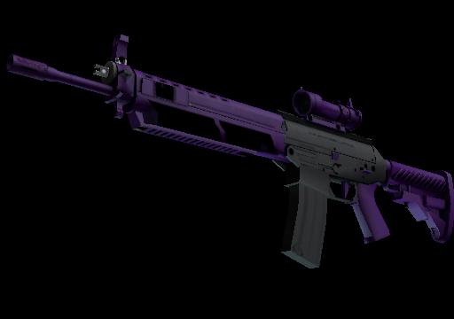SG 553 Ультрафиолет