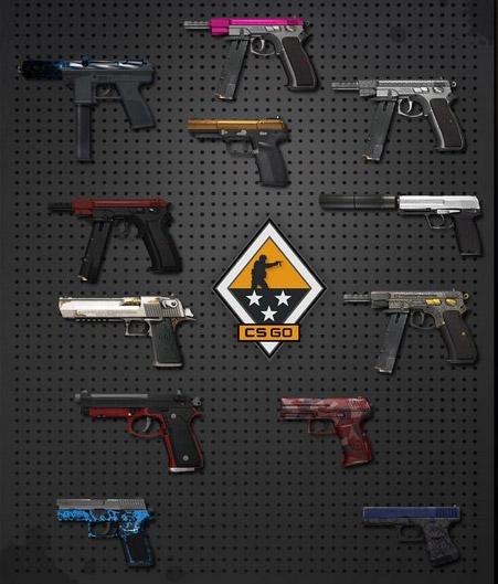 Оружейный кейс CS:GO тираж #3