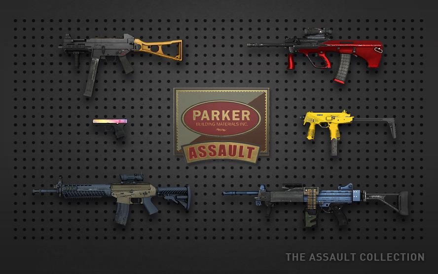 Коллекция «Assault»