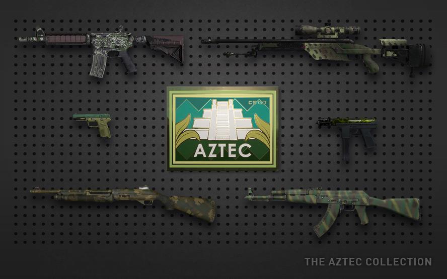 Коллекция «Aztec»