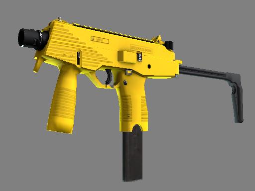 MP9 Бульдозер
