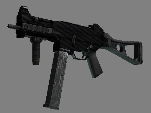 UMP-45 Углепластик