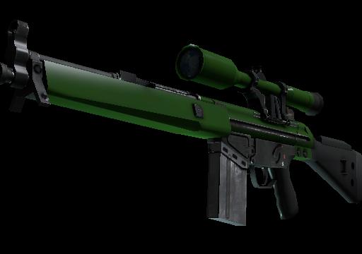 G3SG1 Зеленое яблоко