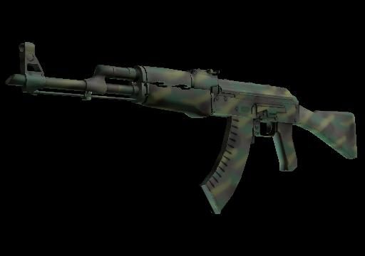 AK-47 Цвет джунглей