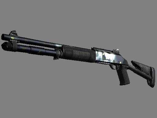 XM1014 Ртуть
