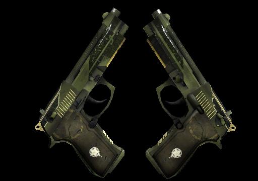 Dual Berettas Возмездие
