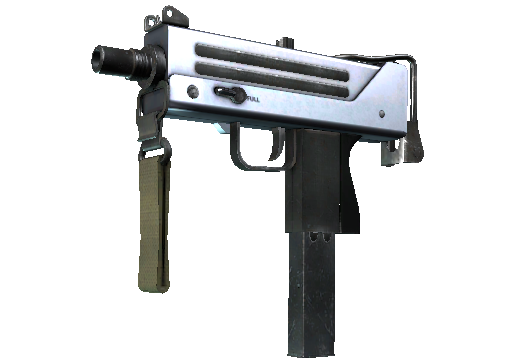 MAC-10 Серебро
