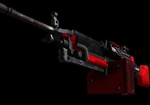 M249 Блокировка
