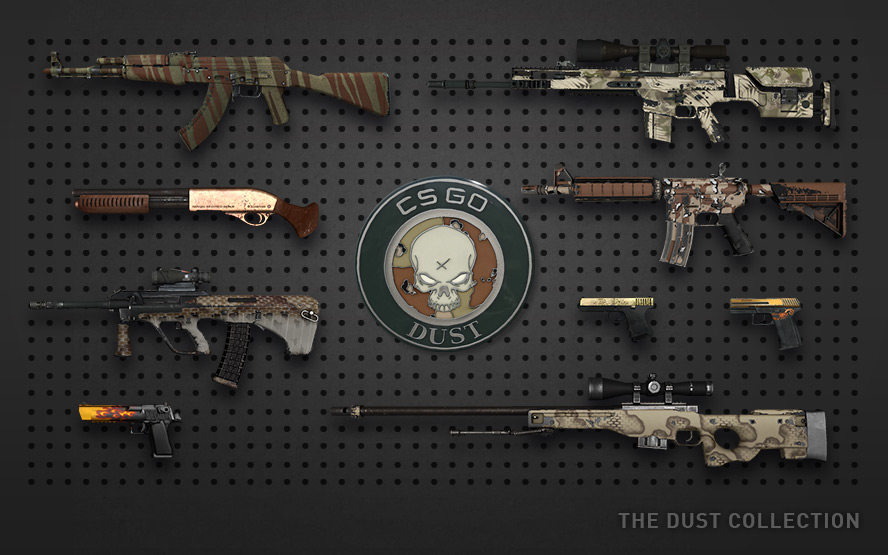 Коллекция «Dust»