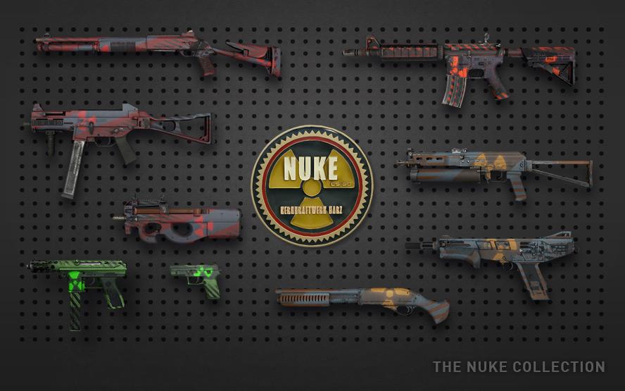 Коллекция «Nuke»