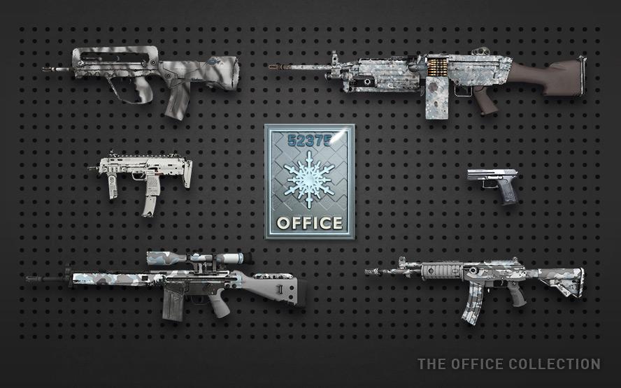 Коллекция «Office»