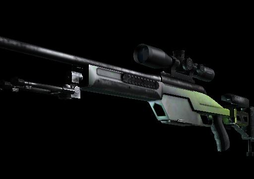SSG 08 Кислотный градиент