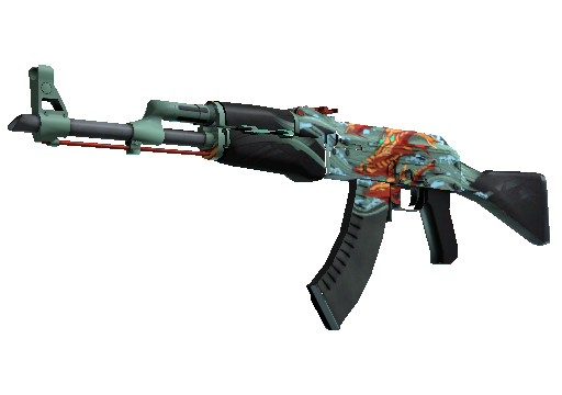 AK-47 Аквамариновая месть