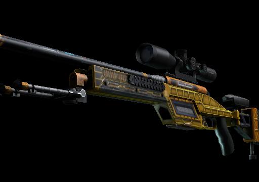 SSG 08 Большая пушка
