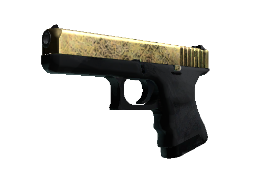 Glock-18 Латунь
