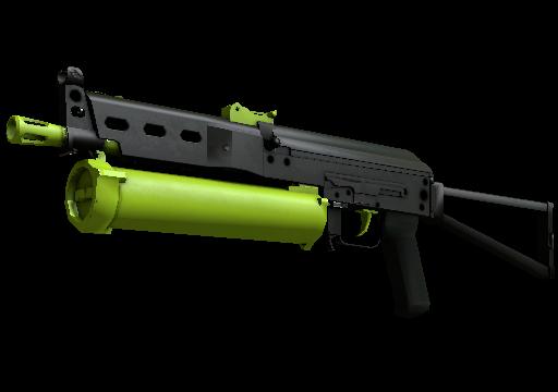 ПП-19 Бизон Химический зелёный
