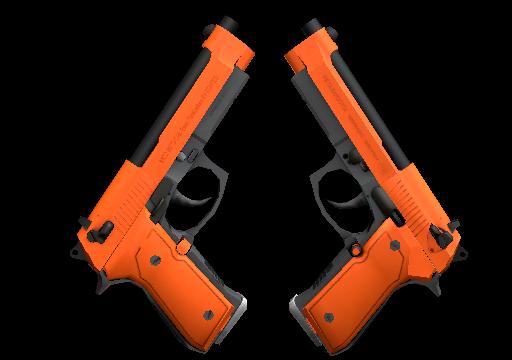 Dual Berettas Подрыв