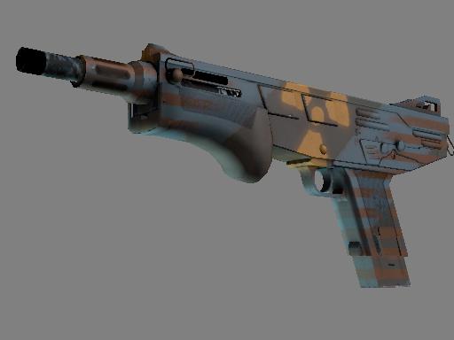 MAG-7 Радиоактивная опасность