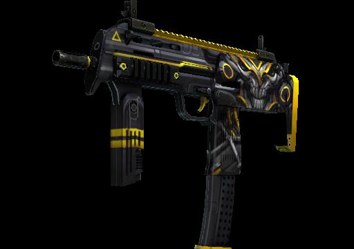 MP7 Заклятый враг