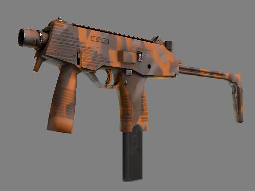 MP9 Апельсиновая корка