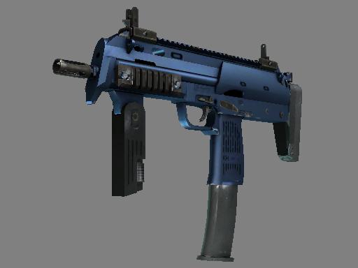 MP7 Анодированная синева
