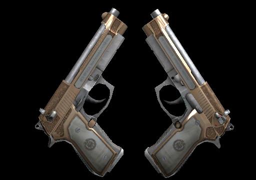 Dual Berettas Картель