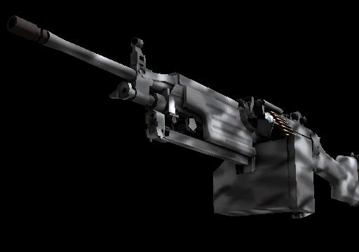 M249 Контрастные цвета