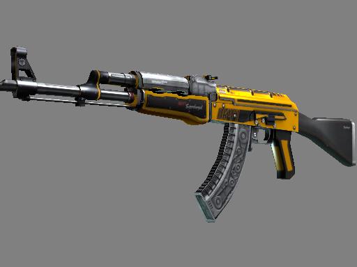 AK-47 Топливный инжектор