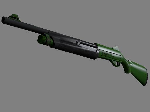 Nova Зеленое яблоко