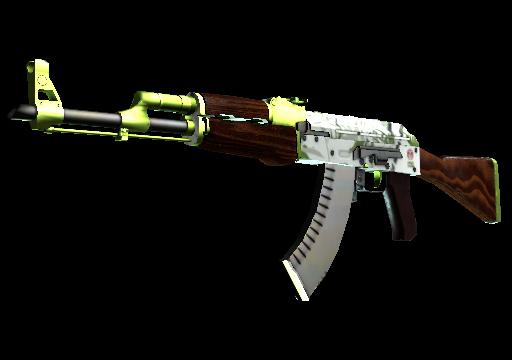 AK-47 Гидропоника