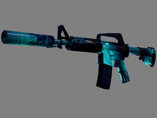 M4A1-S Падение Икара