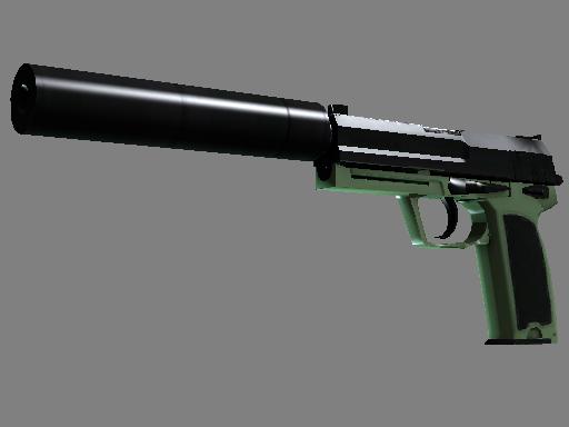 USP-S Едва зелёный