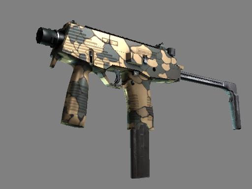 MP9 Пыльный осадок