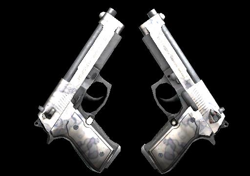 Dual Berettas Патина