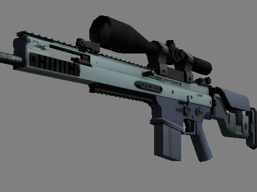 SCAR-20 Гроза