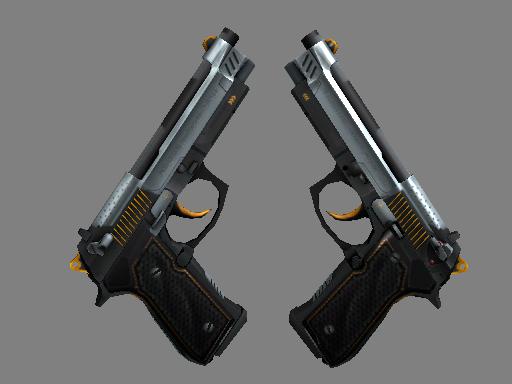Dual Berettas Духовики