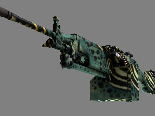 M249 Укус изумрудного яда