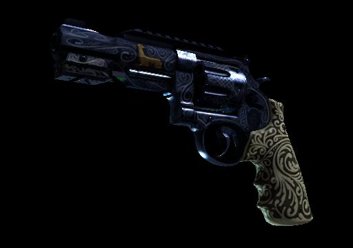 Револьвер R8 Лама-пушка