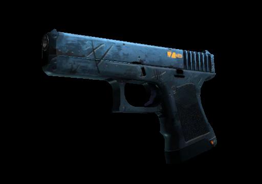 Glock-18 Пришелец