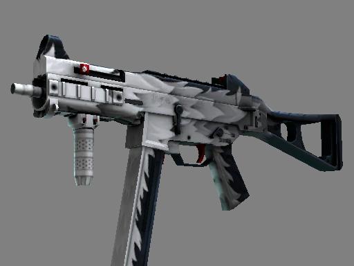 UMP-45 Арктический волк