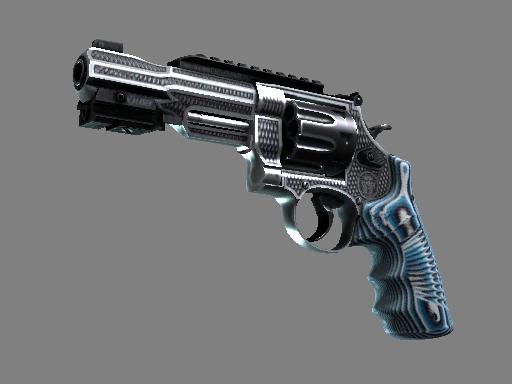 Револьвер R8 Хватка