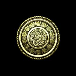 Наклейка | Охотник за головами (металлическая)