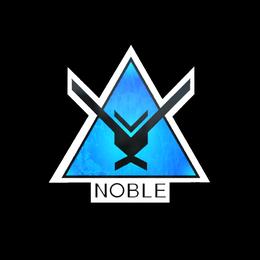 Наклейка   Ноубл