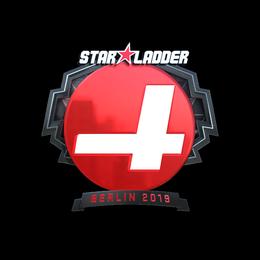 Берлин 2019 Minor Challengers (Holo / Foil)