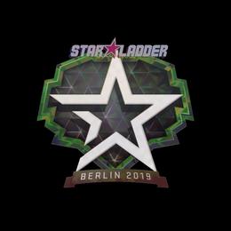 Наклейка | compLexity Gaming (голографическая) | Берлин 2019