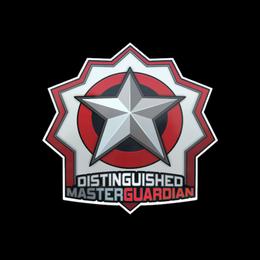 Наклейка | Заслуженный магистр-хранитель
